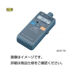 非接触式デジタル回転計AD-5172の詳細を見る