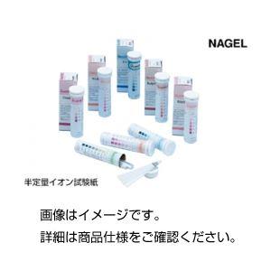 (まとめ)半定量イオン試験紙 硝酸亜硝酸 100枚【×3セット】の詳細を見る