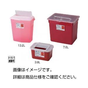 (まとめ)シャープスコンテナー 3.8L 赤【×30セット】の詳細を見る