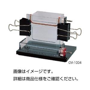 (まとめ)垂直型電気泳動装置 CM-1004【×3セット】の詳細を見る