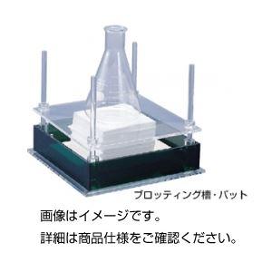 (まとめ)ブロッティング槽・パット【×2セット】の詳細を見る