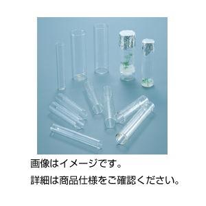 (まとめ)培養試験管 S-5 120ml(リム付) 入数:20【×3セット】の詳細を見る