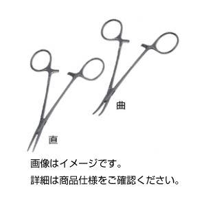 (まとめ)モスキート止血鉗子(曲)E520-785【×3セット】の詳細を見る