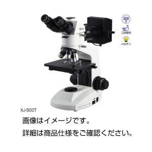 金属顕微鏡 XJ-500Tの詳細を見る