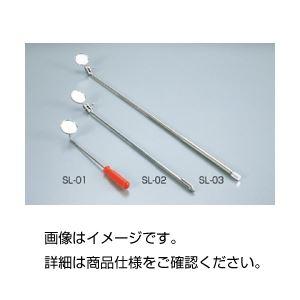 (まとめ)検査鏡 SL-02【×10セット】の詳細を見る