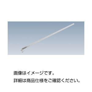 (まとめ)ガラス撹拌棒摺付(羽根なし) NR-52S【×5セット】の詳細を見る