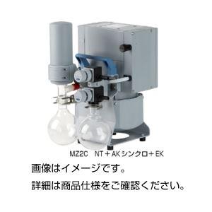 溶媒回収型真空ポンプ MD4C NT+AK+EKの詳細を見る