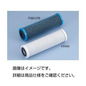 (まとめ)活性炭フィルター FDB2-CFB【×10セット】の詳細を見る