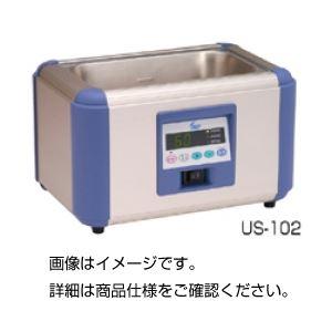 超音波洗浄器 US-102の詳細を見る
