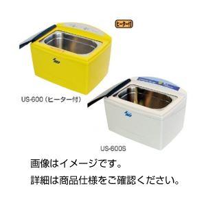 卓上型超音波洗浄器 US-600(ヒーター付)の詳細を見る