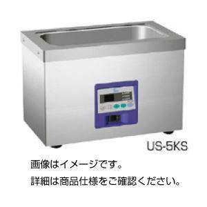 超音波洗浄器 US-5KSの詳細を見る
