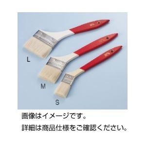 (まとめ)白毛ホーム刷毛 M【×30セット】の詳細を見る