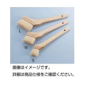 (まとめ)白毛ペイント刷毛 M【×20セット】の詳細を見る