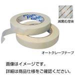 (まとめ)オートクレーブテープ 25.4mm×55m【×10セット】