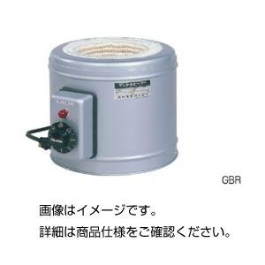 ビーカー用マントルヒーター GBR-20の詳細を見る