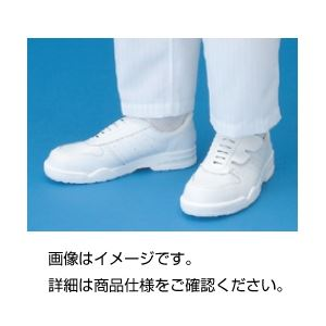 (まとめ)クリーン安全靴G735024.5cm【×3セット】の詳細を見る