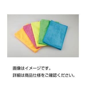 (まとめ)マイクロファイバーカラークロス 5色 入数:25枚(5色各5枚)【×3セット】の詳細を見る