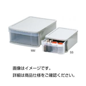 (まとめ)収納ケース SS【×5セット】の詳細を見る