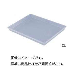 (まとめ)水受けバット(クリア)CM【×5セット】の詳細を見る