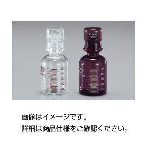 (まとめ)試薬保存瓶(IWAKI)茶 50ml【×3セット】の詳細を見る