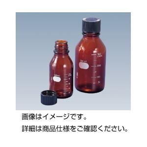 (まとめ)メジューム瓶 SB-1000 茶 1000m【×3セット】の詳細を見る