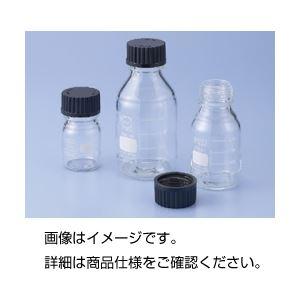 (まとめ)ねじ口瓶(黒蓋付 DURAN) 100ml【×5セット】の詳細を見る