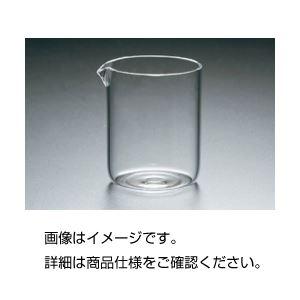 石英ガラス製ビーカー 200mlの詳細を見る