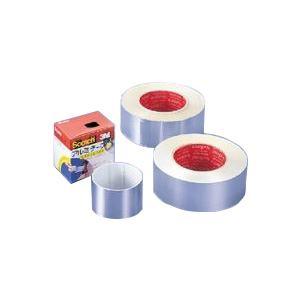 (まとめ)アルミテープ 50mm×1.5m【×10セット】の詳細を見る