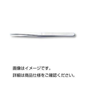 (まとめ)KFIピンセットK-29(Sタイプ) 140mm【×20セット】の詳細を見る