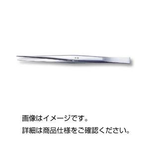 (まとめ)KFIピンセットK-34(ロングタイプ)165m【×10セット】の詳細を見る