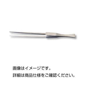 (まとめ)KFIピンセット K-18 (技工用タイプ)【×10セット】の詳細を見る