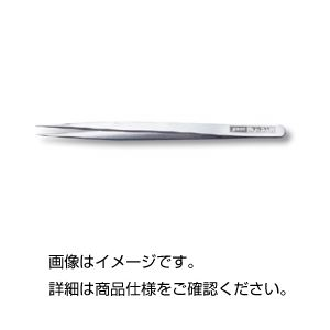 (まとめ)標準型ピンセット TS-11 ラージタイプ【×20セット】の詳細を見る