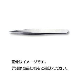 (まとめ)チタン製ピンセット K-4 130mm【×3セット】の詳細を見る
