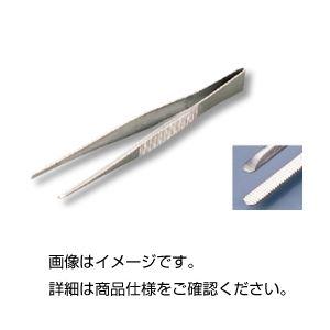 (まとめ)無鈎ピンセットN 先細110mm【×10セット】の詳細を見る