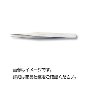 (まとめ)ステンレスピンセット ツィザー No.3【×10セット】の詳細を見る
