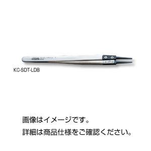 (まとめ)静電気対策セラミックピンセット KCSDTLDB【×3セット】の詳細を見る