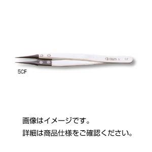 (まとめ)IDEAL-TEKカーボンピンセット 5CF【×3セット】の詳細を見る
