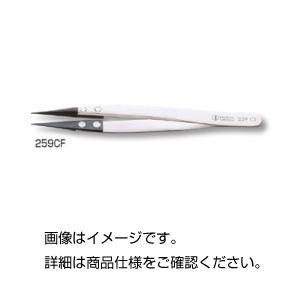 (まとめ)IDEAL-TEKカーボンピンセット 259CF【×3セット】の詳細を見る