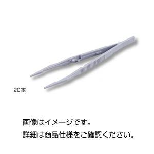 (まとめ)プラスチックピンセット(滅菌済) 入数:1本×20袋【×3セット】の詳細を見る