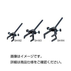 (まとめ)両開クランプ SH-W4【×10セット】