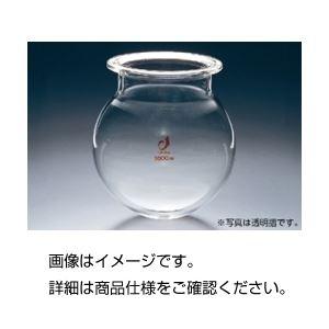 共通摺合セパラブルフラスコ 300ml(丸型)の詳細を見る