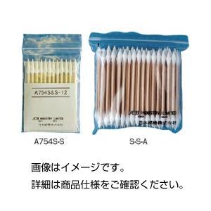 (まとめ)綿棒 A754S-S【×10セット】の詳細を見る