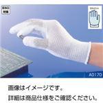 (まとめ)制電ラインパーム手袋 A0170-S(1双)【×10セット】