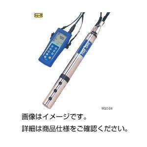 ポータブル多項目水質計WQC-24の詳細を見る