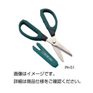 (まとめ)鉄腕はさみザイロン PH-51 【×10セット】
