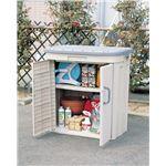 便利な屋外用収納ケース