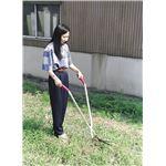立作業用 芝生雑草刈込バサミ