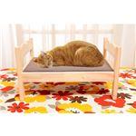 ペット用木製ベッド 1個
