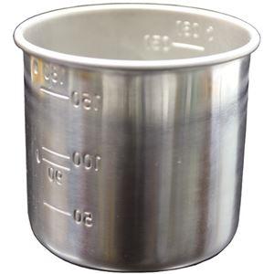 ライスストッカー/米びつ 【緑 10kg×1】 高気密仕様 防虫剤使用可 計量カップ フタ フック付きき トタン製 『オバケツ』