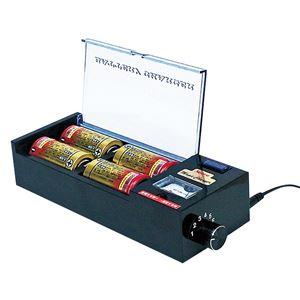 乾電池充電器/チャージャー 【幅22.3cm】 日本製 重さ246g 充電時間2〜4h 過充電防止機能付き 『マジックチャージャーIII』